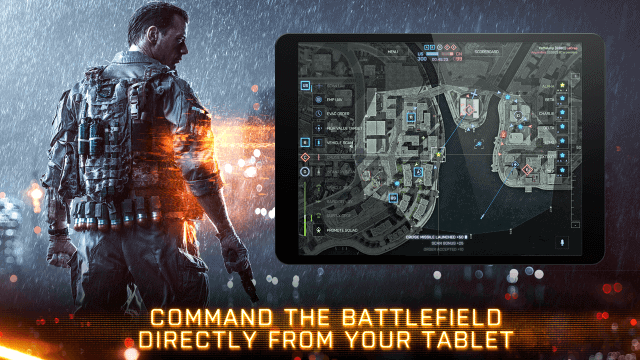 Battlefield Commander App