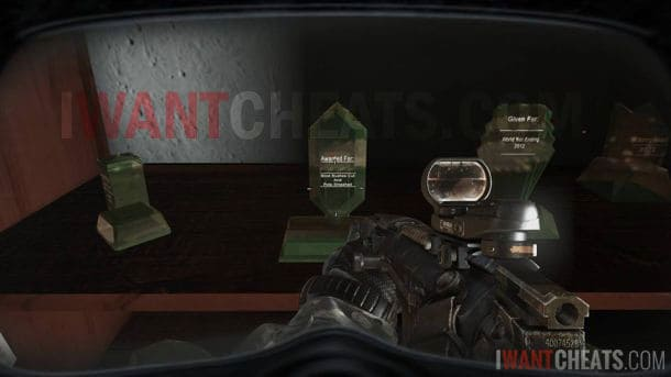 Call of Duty Ghosts Easter Eggs
