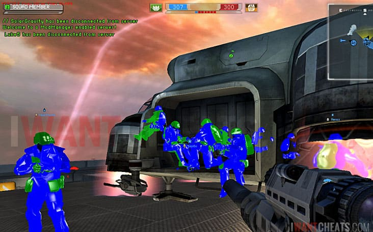 Battlefield 2142 Hack