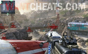 CoD Black Ops 2 Hack