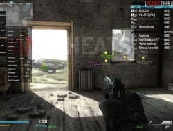 Call of Duty Ghosts Hack In Game Menu
