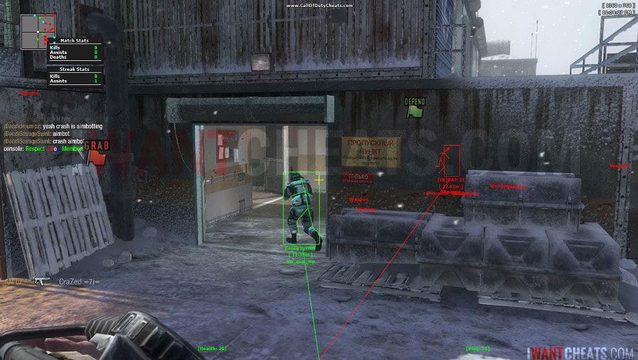 Call of Duty Black Ops 2 MultiHack
