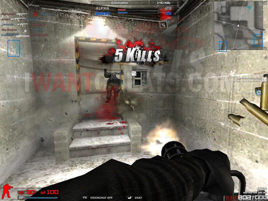 hack para combat arms 2013 atualizado