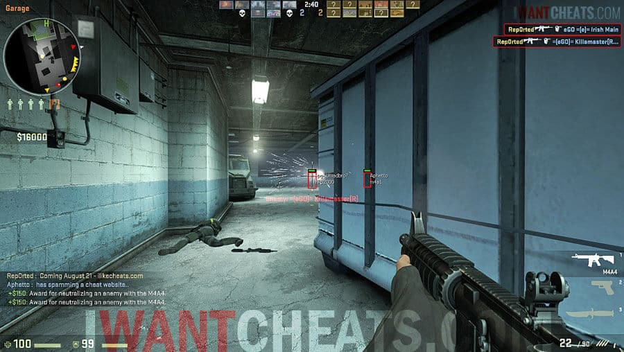 CSGO Hacks | ESP Cheats | Aimbot 2019 - IWantCheats com