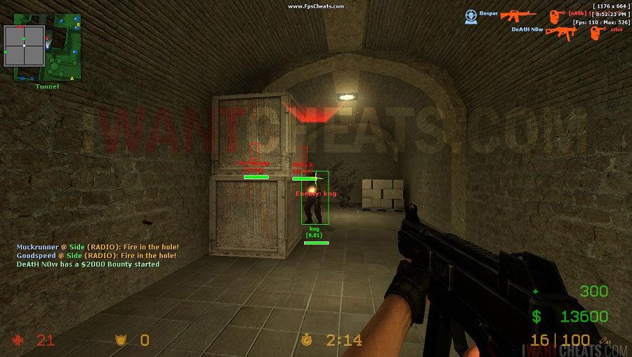 counter strike 1.6 aimbot 2017