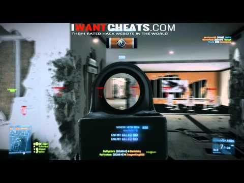 Undetected Battlefield 3 Hacks | Free ESP Cheats | BF3 Aimbot Download -  iwantcheats net