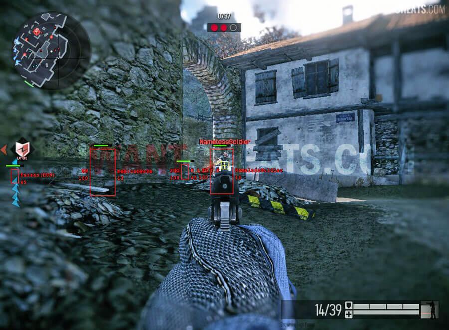Warface Hacks | ESP Cheats | Aimbot Wallhack Download