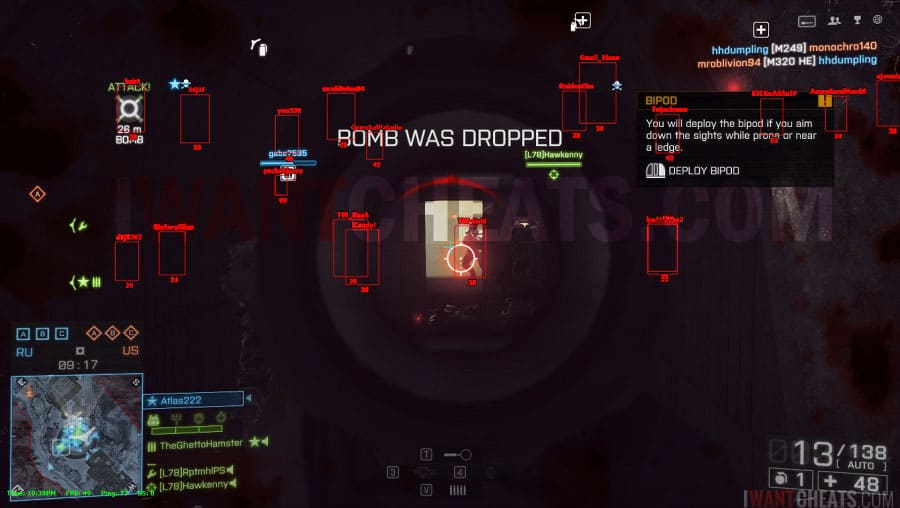 battlefield 4 esp hack