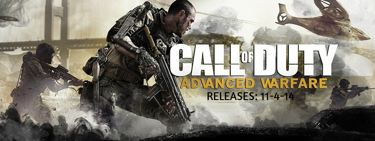 Call of Duty Advanced Warfare Release Date