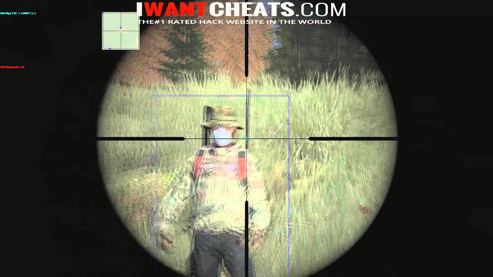 dayz hacks aimbot esp standalone cheats iwantcheats