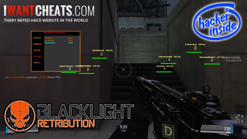 blacklight retribution hacks no survey