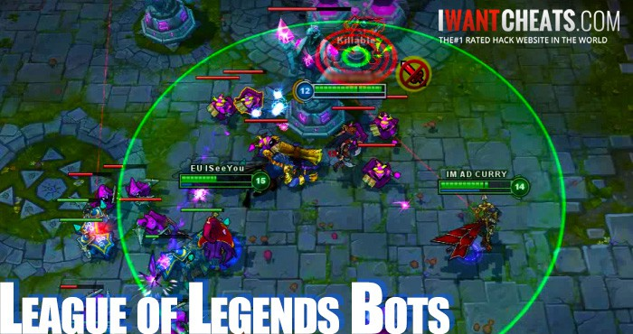 League of Legends Bots