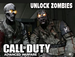 Unlock Call of Duty Advanced Warfare Zombies | Best Exo Mode Guide CODAW Online