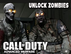 Unlock Call of Duty Advanced Warfare Zombies