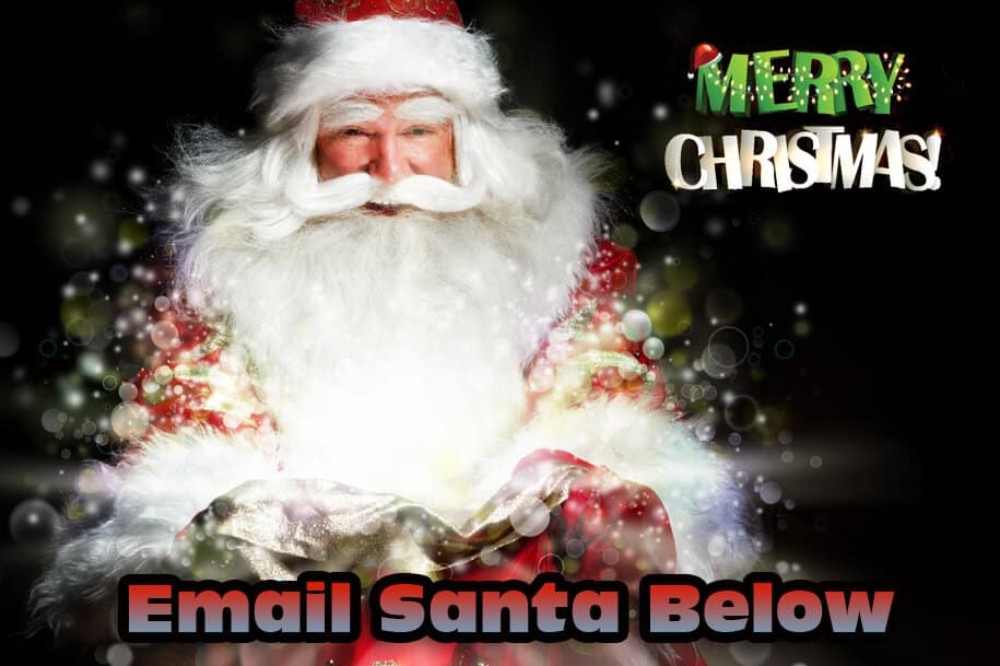email santa clause