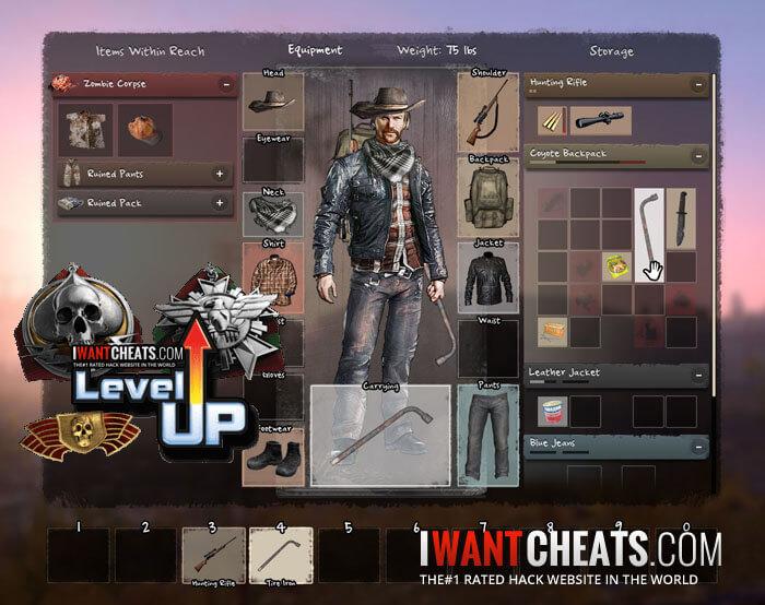 H1Z1 Cheats