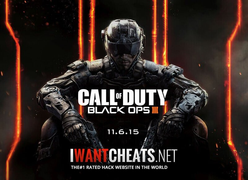 call of duty black ops III hacks
