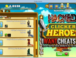 clicker heroes cheats