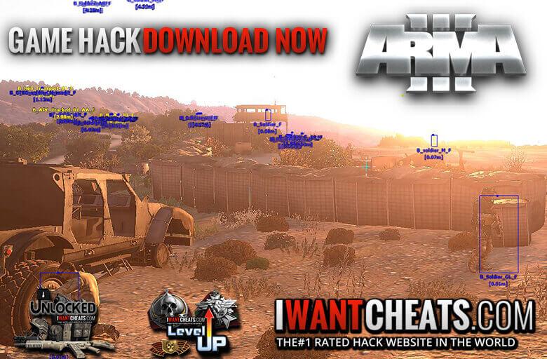 arma 3 hack image