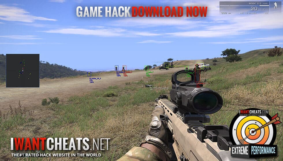 arma 3 hacks