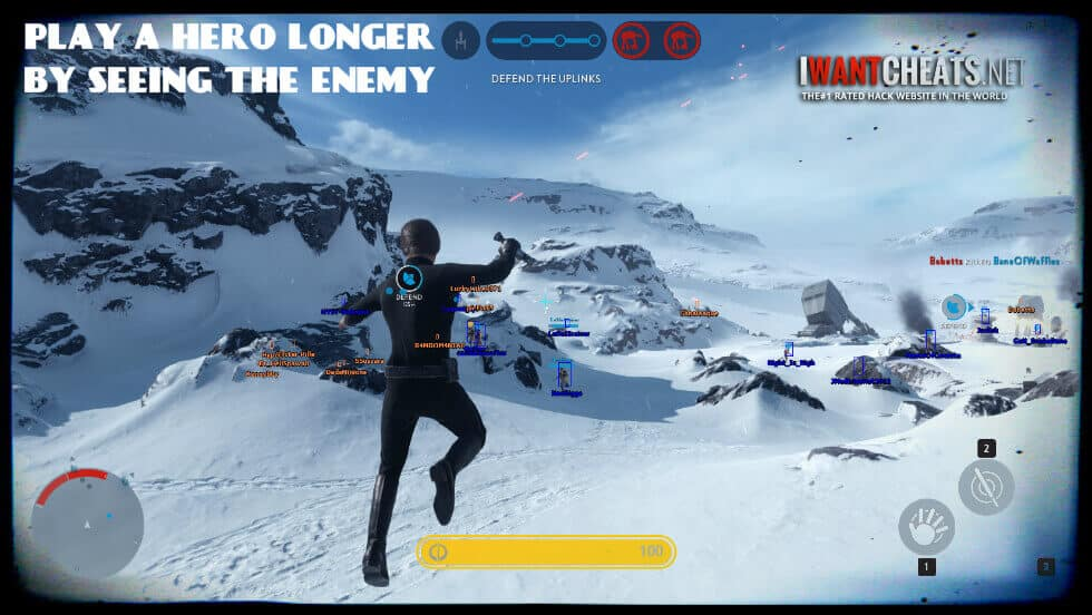 star wars battlefront hero hack