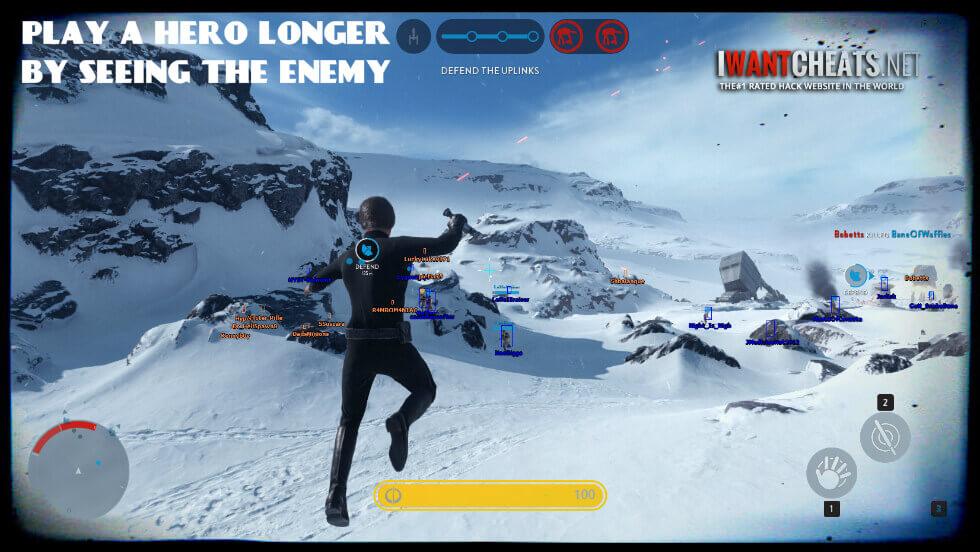 star wars battlefront hero hack