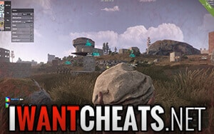 rust cheat