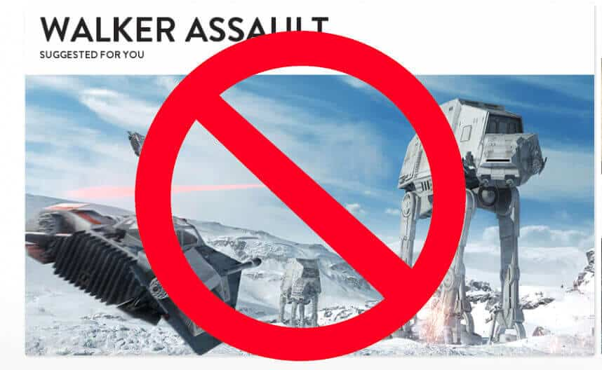 star wars walker assault