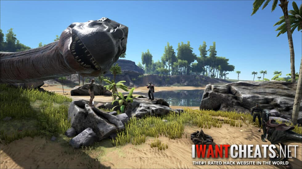 ark survival evolved cheat image
