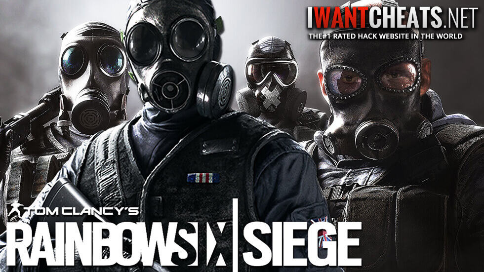 Rainbow Six Siege Hacks, Cheats & Aimbot (R6S) - IWantCheats net