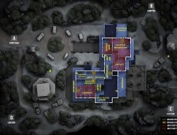 rainbow six siege camera locations chalet map image 2
