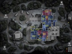 rainbow six siege camera locations chalet map image 3