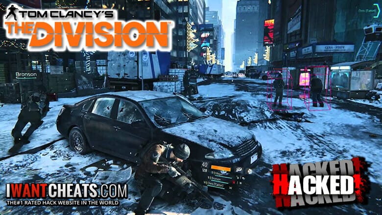 tom clancys the division hacks image
