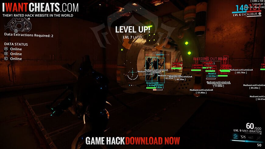 warframe hacks image