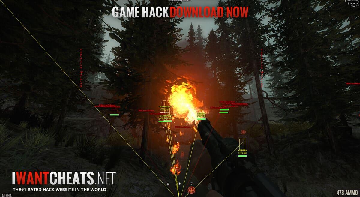 day of infamy aimbot hack