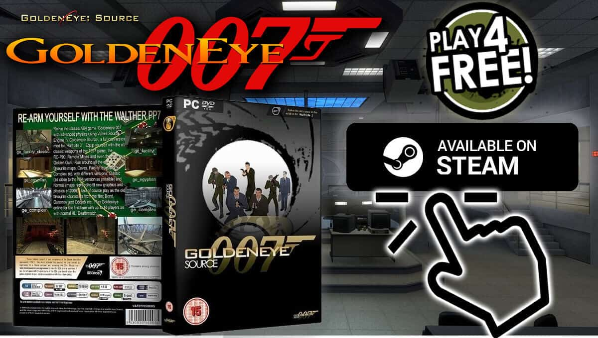 goldeneye 007 steam