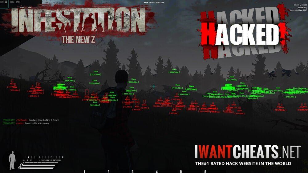 infestation newz hack