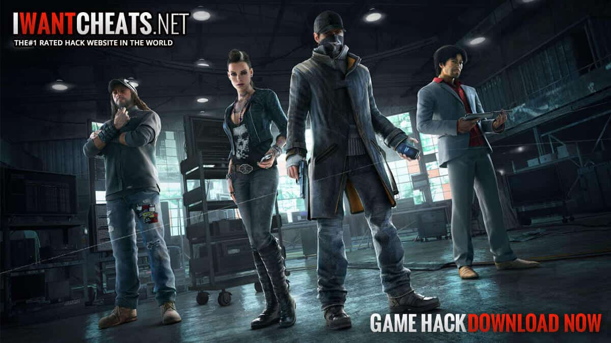 watch dogs 2 hack