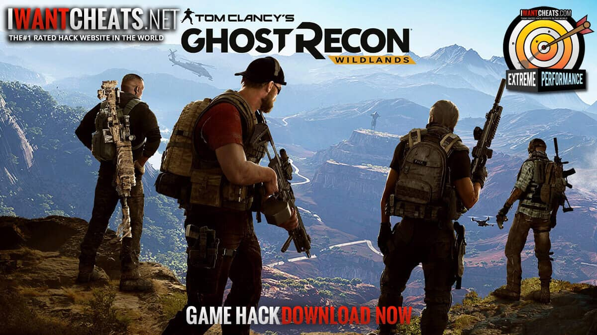 ghost recon wildlands hacks