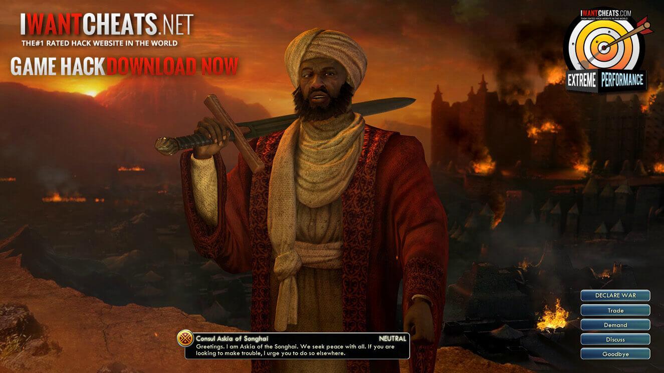 Civilization VI Hacks | Trainer Cheats | Unlimited Gold (CIV