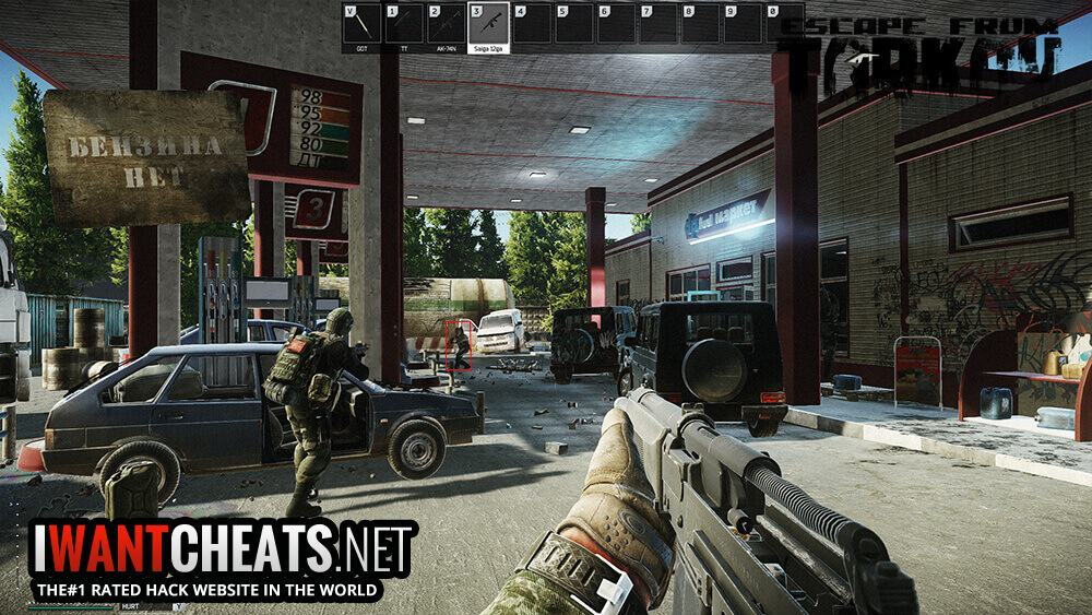 Escape from Tarkov Hacks, Cheats, and Aimbot - IWantCheats net