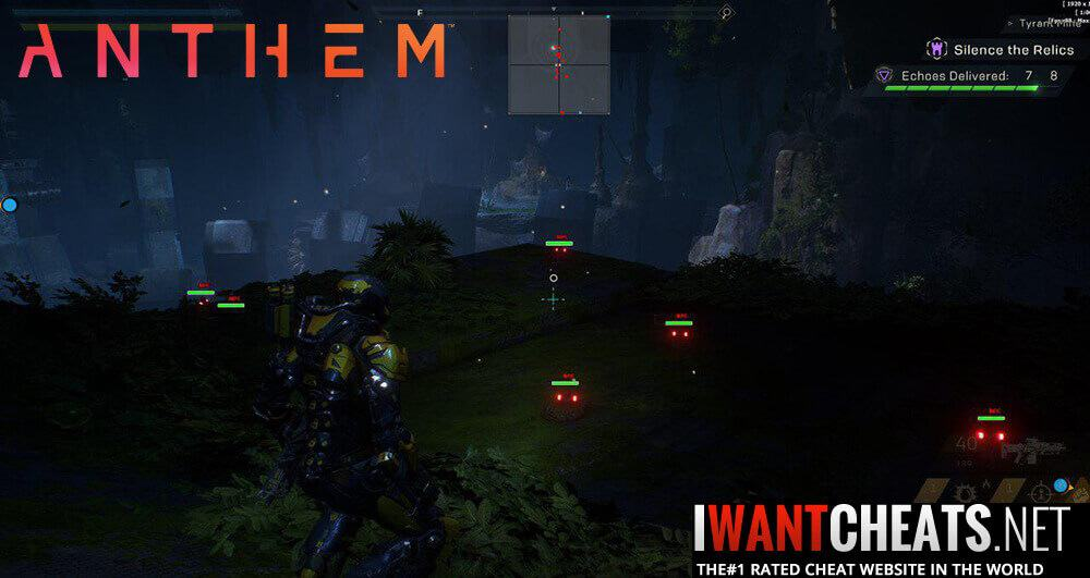 Anthem Cheat