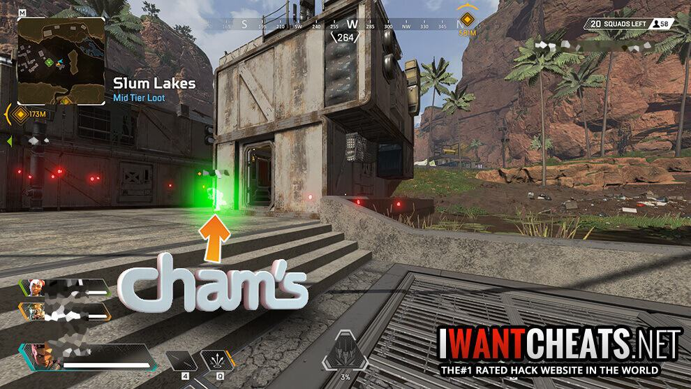 APEX LEGENDS HACKS, CHEATS, AIMBOT - IWantCheats net