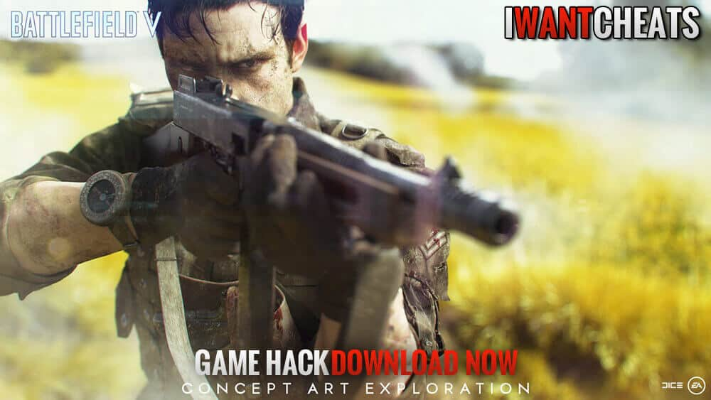 Battlefield V Hacks