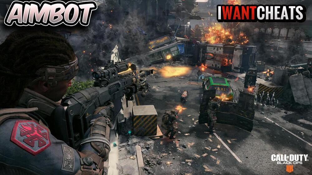 Call of Duty Black Ops 4 Hacks | ESP Cheats | BO4 Aimbot - IWantCheats net
