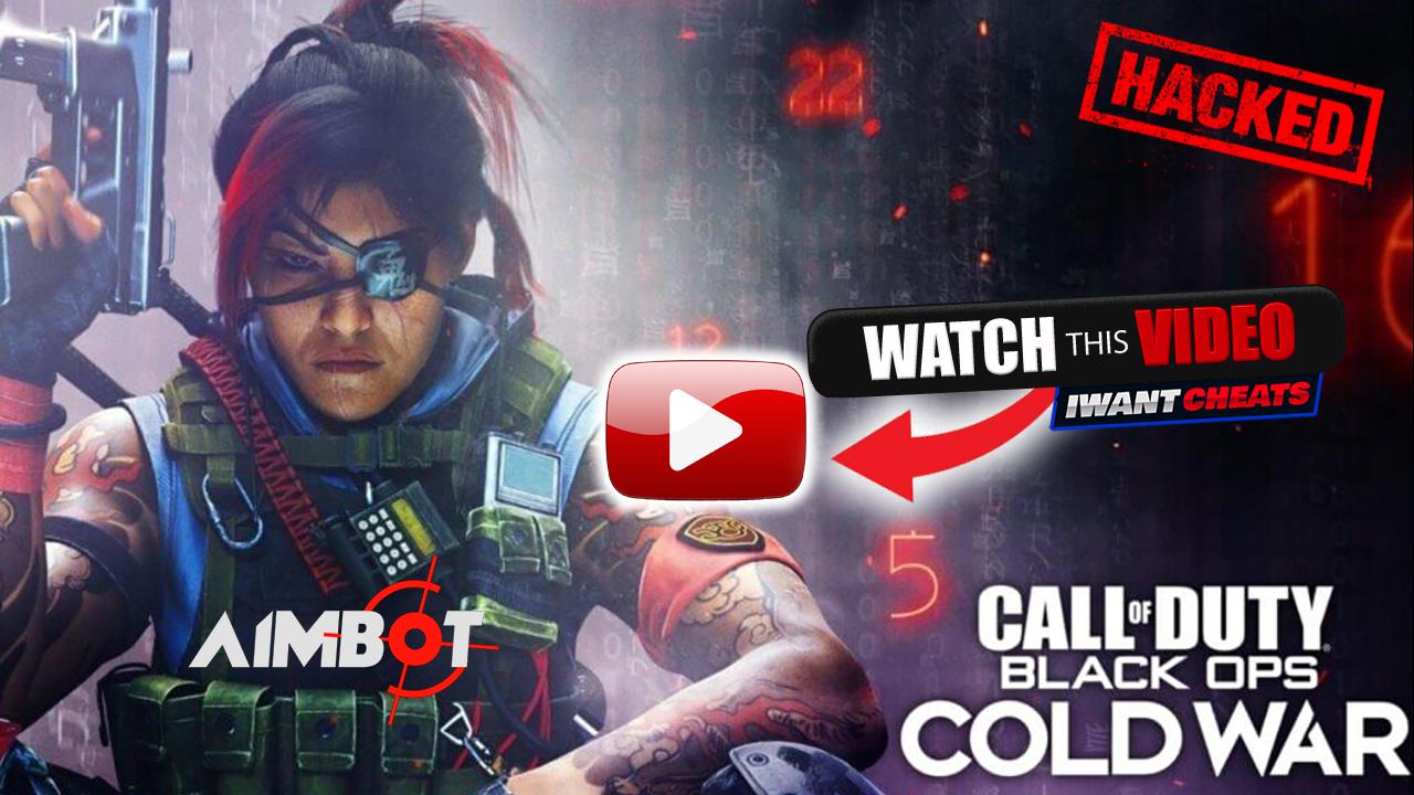 Black Ops Cold War Hacks Video Image