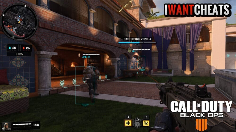 call of duty black ops 4 cheats