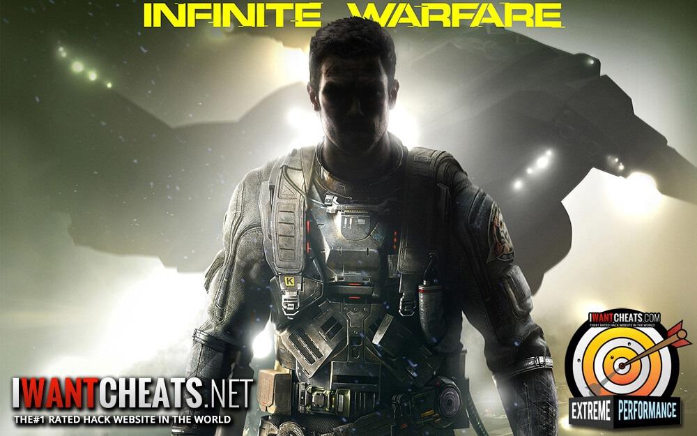 call of duty infinite warfare cheat