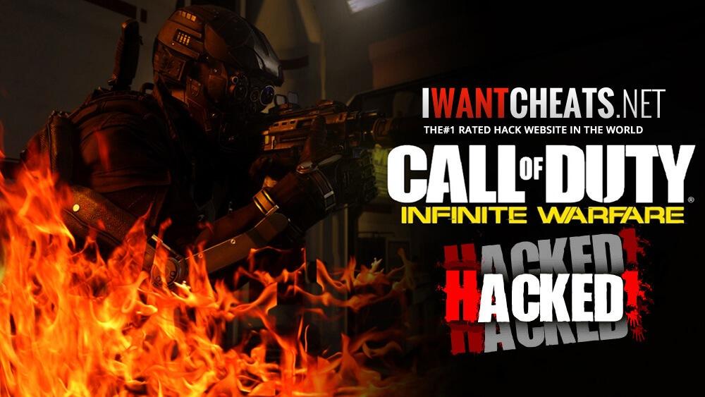 call of duty infinite warfare hack