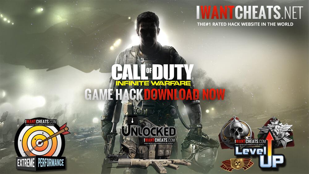call of duty infinite warfare hackers